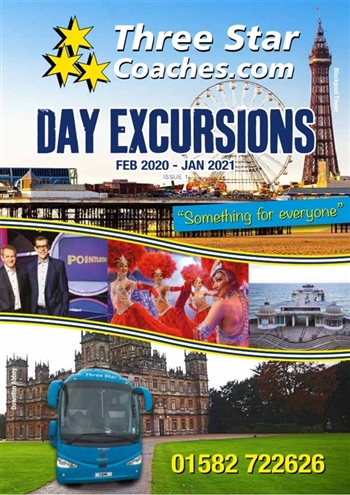 Our 2020 Day Excursion E-Brochure