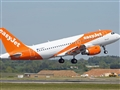 Easyjet Plane Taking Off At London Luton Airport