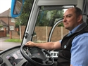 One Of Our Smart & Uniformed Drivers