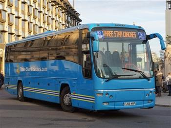 70 Seater Coach