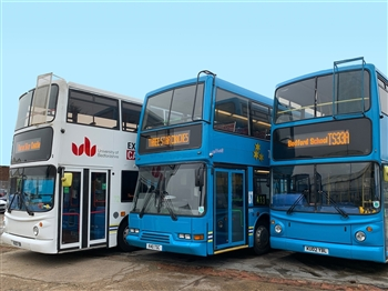 72-83 Seater Buses