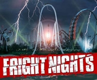 Thorpe Park (Fright Night)