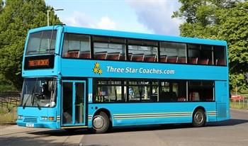 Bedford School Coach TS33A - Luton