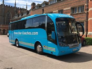 Bedford Schools Bus TS3