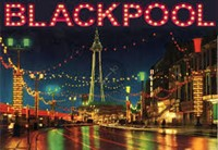 Blackpool Illuminations Overnighter
