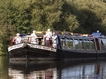 Broxbourne River Cruise & Fish and Chips