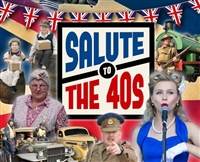 Salute 1940s Day at Chatham Docks