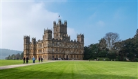 Highclere Castle - Downton Abbey