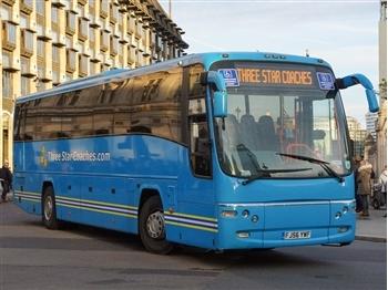 Harlington Upper School Bus