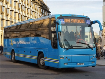 Bedford Schools Bus TS33B
