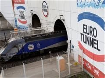 Adinkerke Express by Tunnel