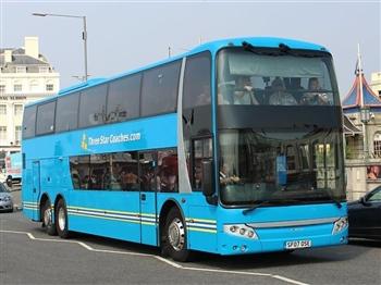 Bedford Schools Bus TS33A